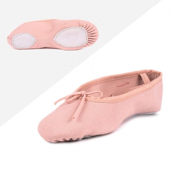 nuevo estilo y lujo la venta de zapatos vende Ballet Split I Canvas